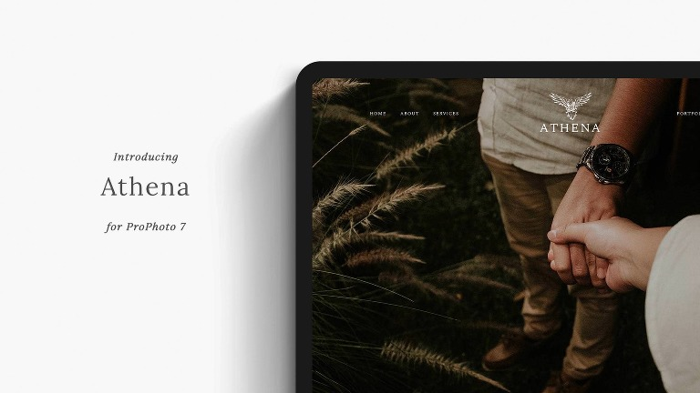 Introducing Athena for ProPhoto 7