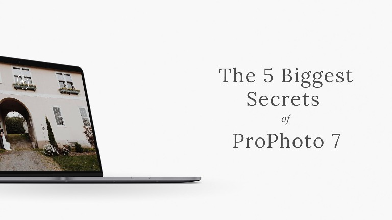 The 5 Biggest Secrets of ProPhoto 7