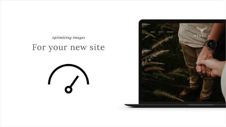optimizing images for you new website